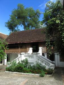 L'architecture vernaculaire au Laos